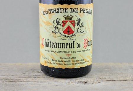 Domaine du Pegau Cuvée Réservé Châteauneuf-du-Pape Red Rhone Blend 2005