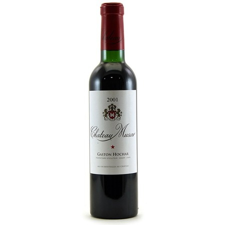 Château Musar Bekaa Valley Red Blend 2001 (375ml)