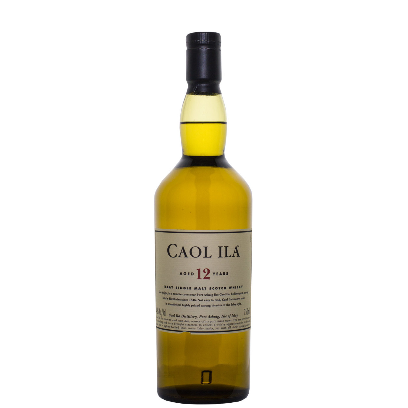 Caol Ila Old Malt Cask Single Malt Scotch Whisky Nv