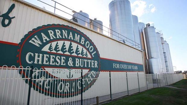 Warrnambool's Deli Facility. Photo Courtesy of The Sydney Morning Herald.