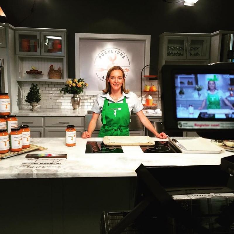 Natalia on Purveyors Kitchen