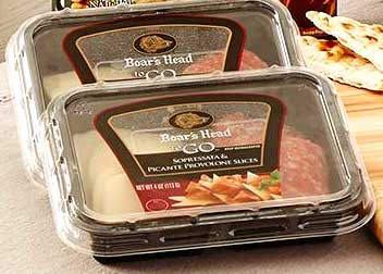 Boar's Head Antipasto Packs