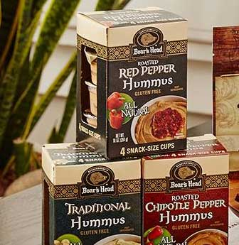 Boar's Head Hummus Singles