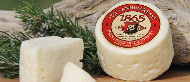 Marin French Cheese 150th Anniversary