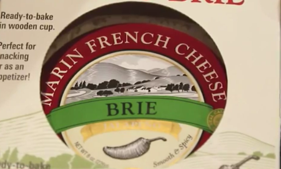 Marin French Cheese New Baking Brie