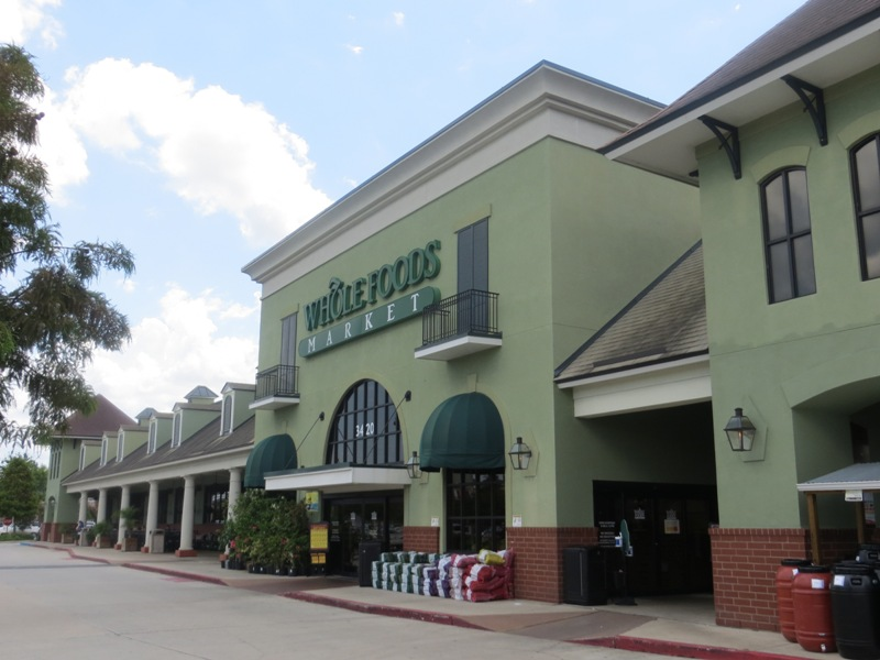 The Whole Foods Location Across from the New Trader Joe's Site