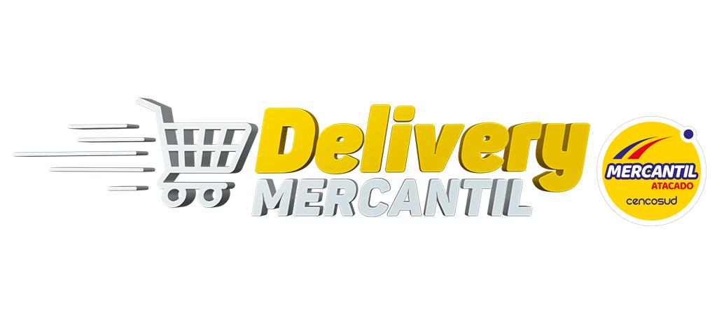 Logo do Delivery Mercantil