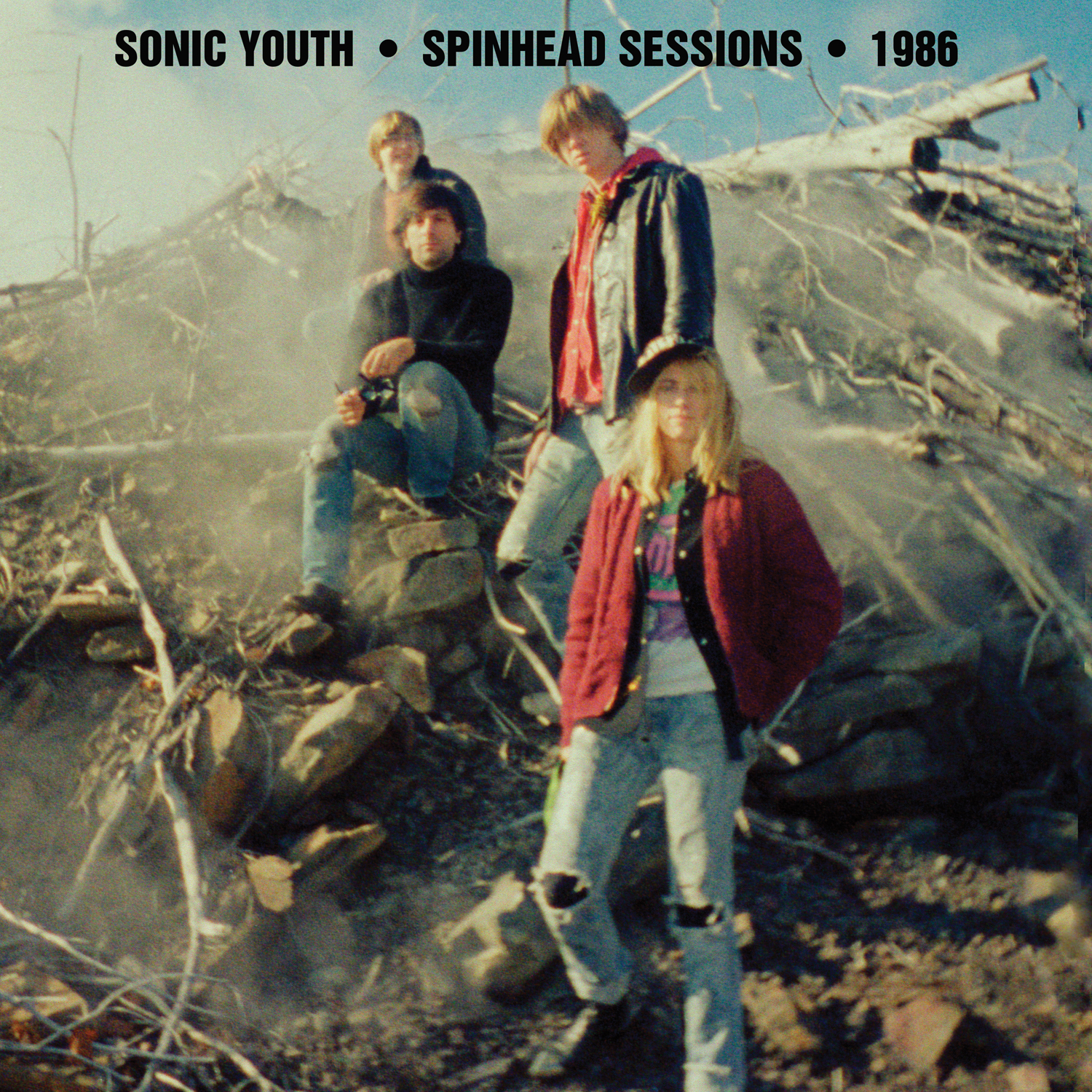 Sonic Youth Spinhead Sessions Midheaven Mailorder