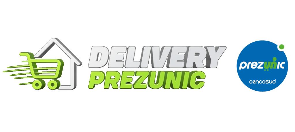 Logo do Delivery Prezunic | Qualidade de sempre sem sair de casa