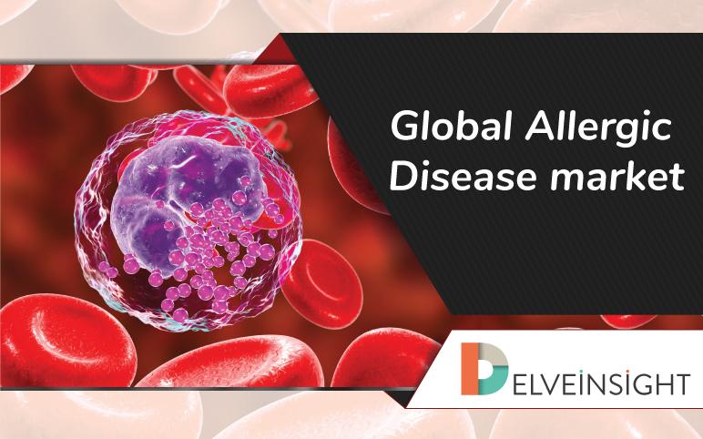 Allergic disease market
