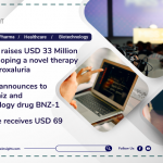 Novome raises USD 33M, Buyout of Bioniz, Adagene raises USD 69M