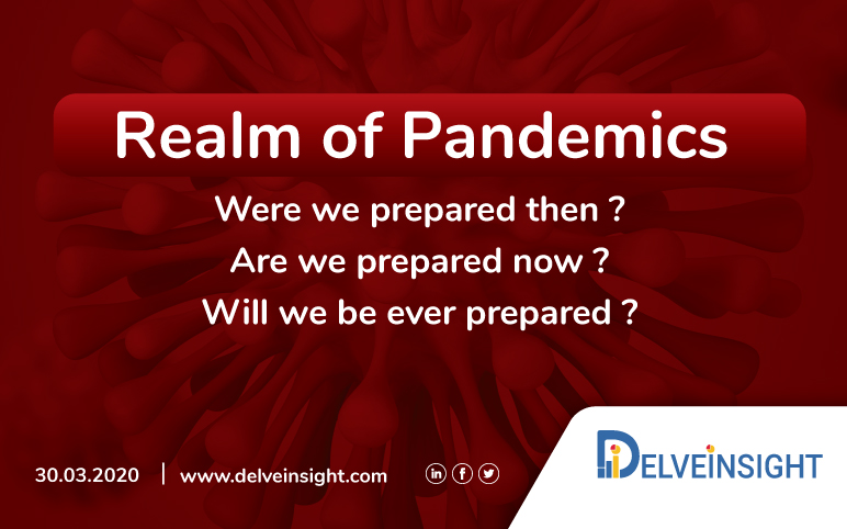 Realm of Pandemics: Were we prepared then? Are we prepared now? Will we be ever prepared? blog