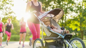 Fitness With A Baby
