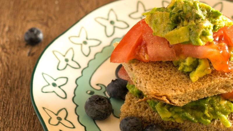 Fit + Fab: Avocado Toast Recipe