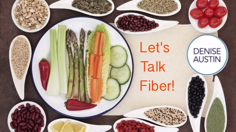 Stay Healthy With Extra Fiber