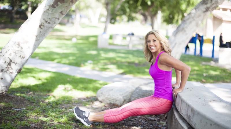 Playground Workout Exercises