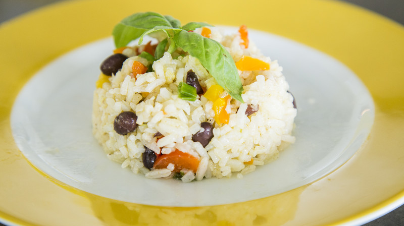 Recipe: Caribbean Rice Salad