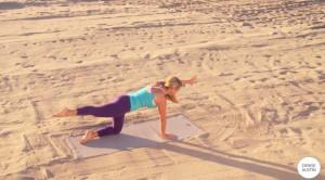 Yoga Extended 4 Minutes - Denise Austin