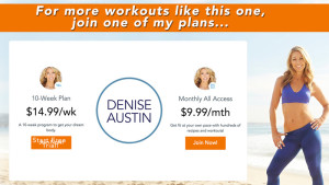 Denise Austin - Promo Slide