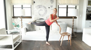 Denise Austin Barre Toning
