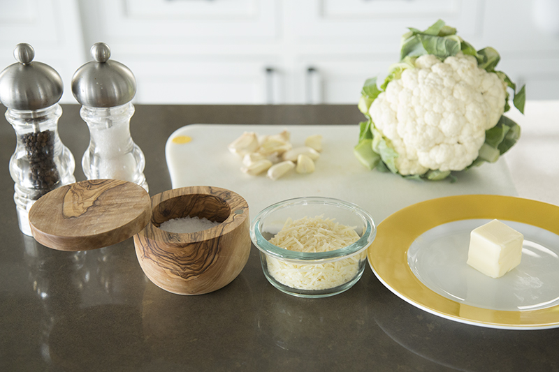mashed cauliflower - denise austin