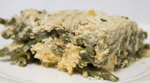 healthy green bean casserole - denise austin