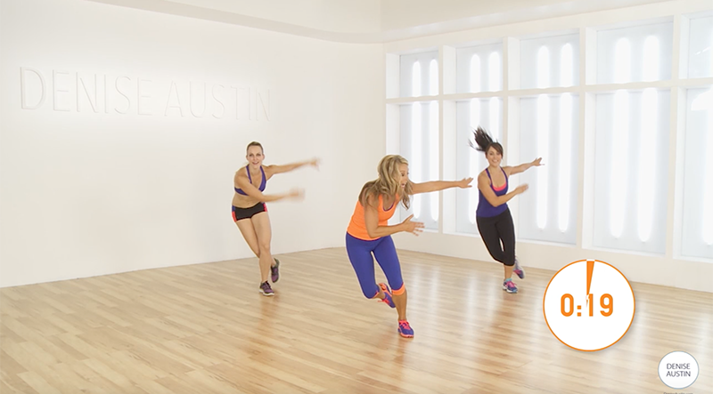 #WellnessWednesday Cardio Tabata Extended Workout!