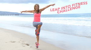 Leap Into Fitness Challenge - Denise Austin