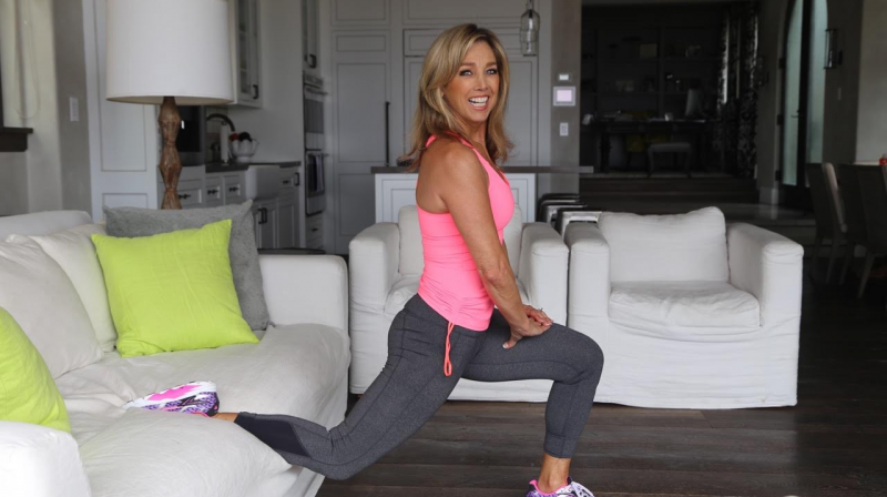 Fit Over 50: Summer Slimmer Thigh Workout