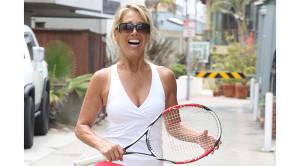 denise austin tennis