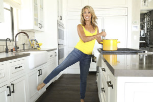 Denise Austin Cooking Healthy Fall Recipes