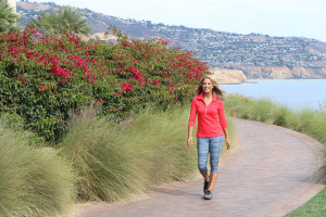 get fit by walking