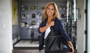 Denise Austin Staying Healthy During Holiday Travels