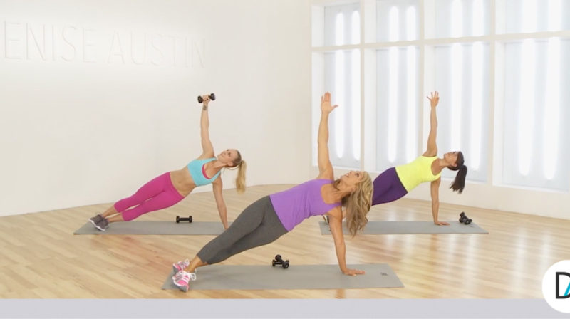 10-Day Plank Challenge – Day 6: The Side Plank Scoop