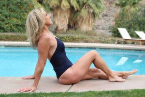 Swimsuit Body For The Summer Season, Denise Austin