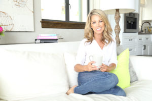 Denise Austin shares her green tea health benefits.