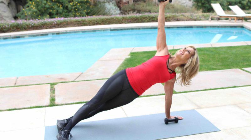 Amazing Abs Workout Toned Abdominals Denise Austin