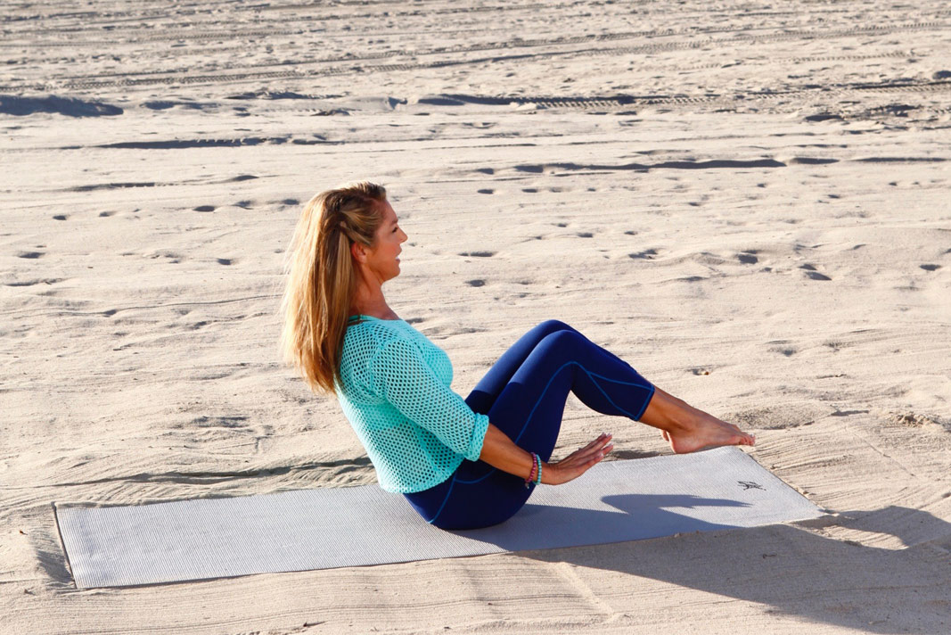 Abs Workout A Quick Easy Way To Tone Your Tummy Denise Austin