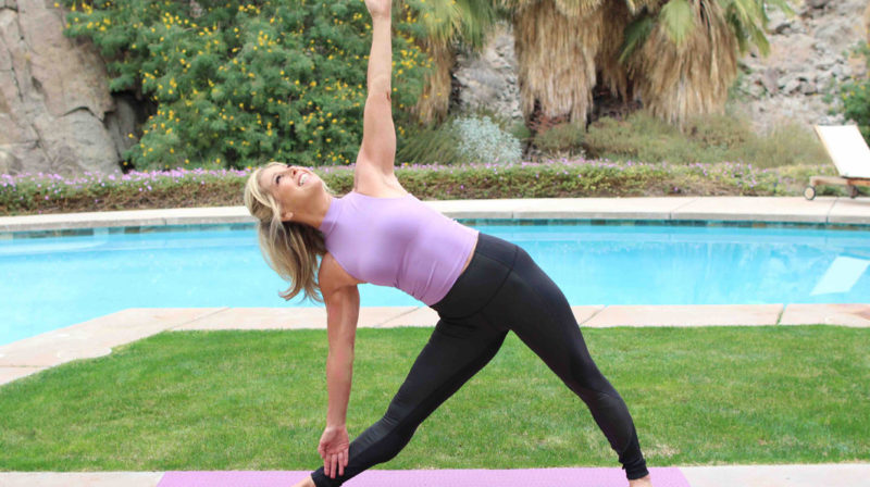 Mini Yoga Stretch: Two Poses For Quick Energy