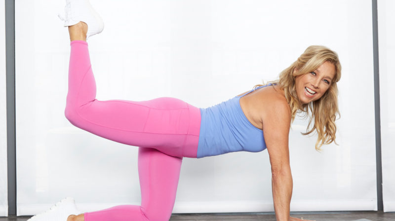 Fit Over 50: Summer Slimmer Lower Body Workout