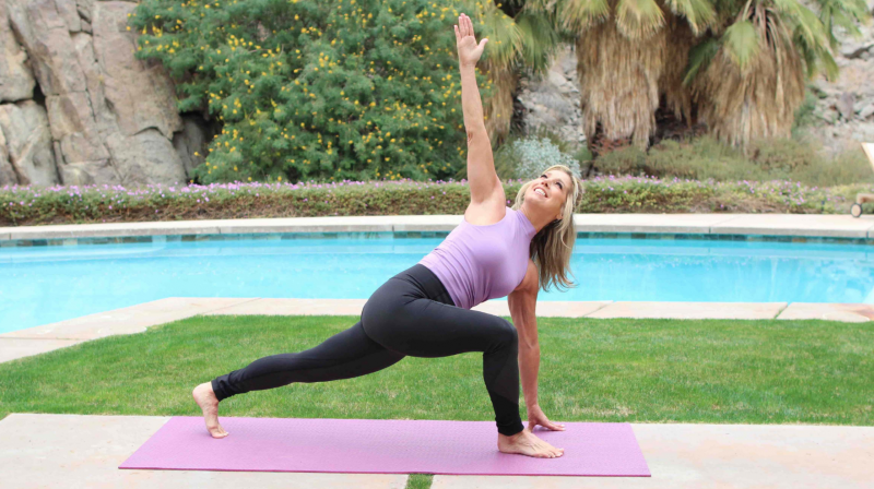 Fall Fitness Freebies: Yoga