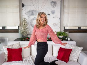 motivation to eat right and exercise - denise austin