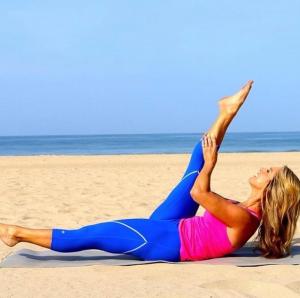 beach legs workout