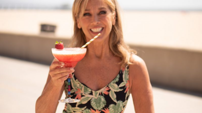 Summer Slimmer Challenge: Strawberry Daiquiri