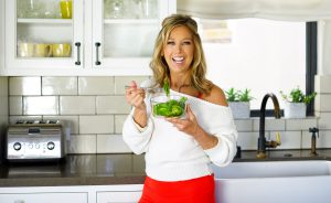 Seafood Spinach Salad