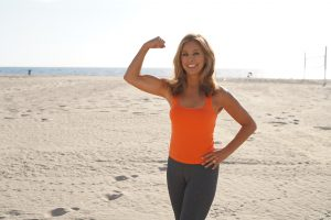arms toning with weights