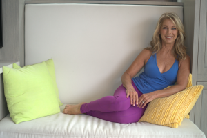 stay calm with Denise Austin