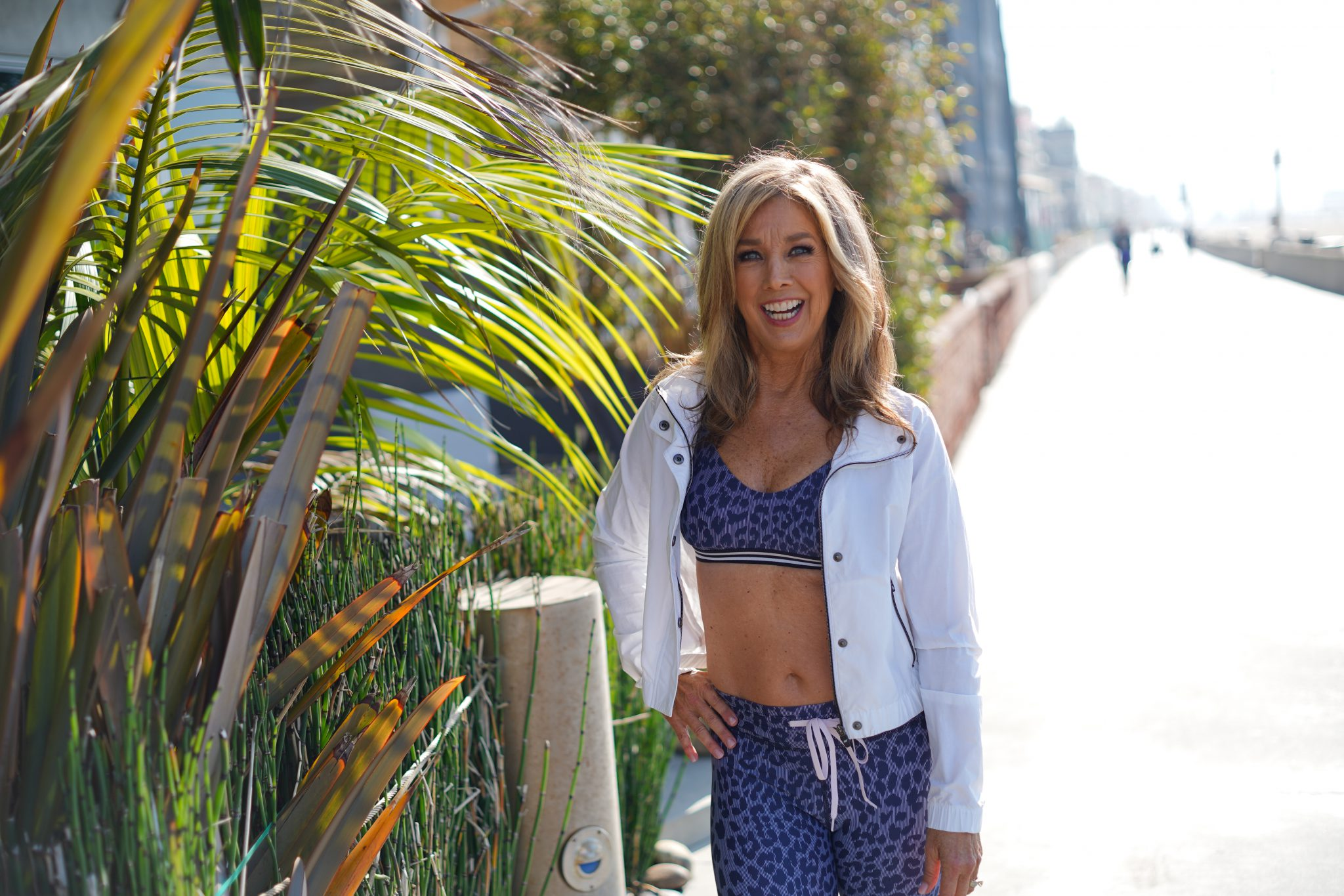 Denise Austin walking workout