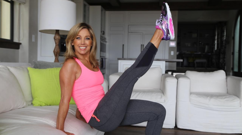 Burn More Calories With Easy Anywhere Moves