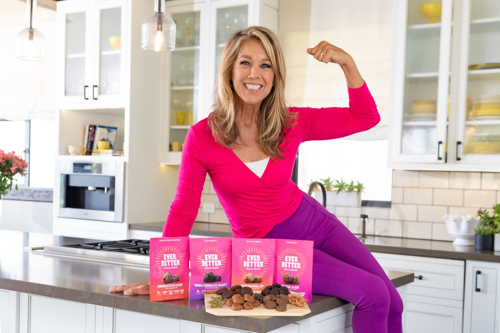 Introducing My All New EVER BETTER™ Protein Bites!